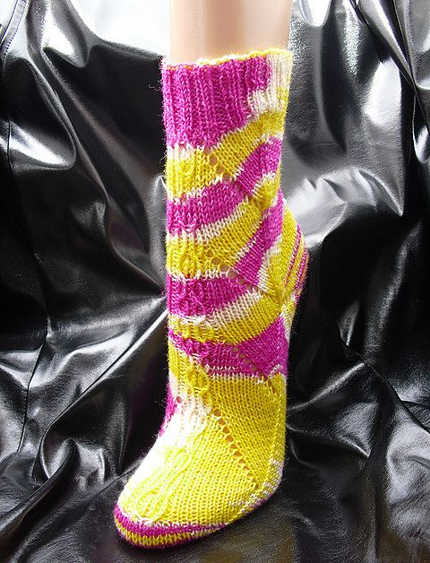Citronella Socks