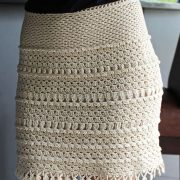 Crosetatã skirt for summary