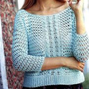 Mint color sweater